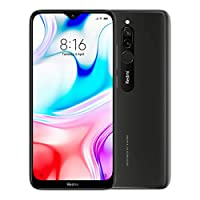 Xiaomi Redmi 8 Dual Sim 4 GB RAM 64 GB ROM LTE Global Version, Onyx Black