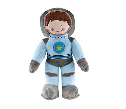 Storklings spaceman Plüsch weiches Spielzeug. Perfektes Spielzeug für Platz verrückt Kinder. Kauf mich weil ich süß bin Astronauten, Raketen und Raumfahrer nur. (Raumanzug Kostüm Für Kinder)