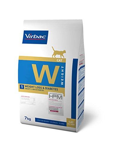VIRBAC vet HPM Diet–Katze–W1Weight Loss & Diabetes (Fachzeitschrift)