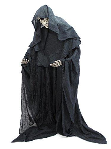 Halloween-Figur Skelett, formbar, (Halloween Figuren)