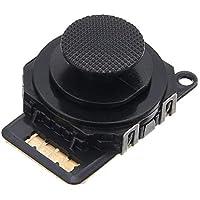 NOLOGO Kyt-mi 3D analógico joysticks reemplazo for PSP 2000 Palos Botón regulador del Juego Negro Joy Sustituir Piezas del Juego Accesorios