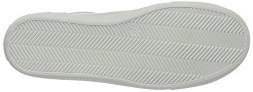 MARC CAIN Gb Sh.12 L18, Sneakers basses femme Blanc (White 100)