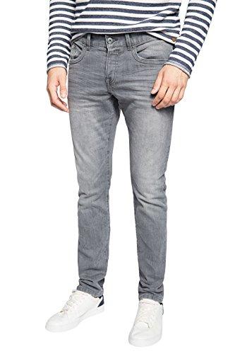 edc by ESPRIT Slim Fit 025CC2B024, Jeans Uomo, Grigio (Grey Light Wash), 50 IT (Taglia Produttore: 36W/32L)