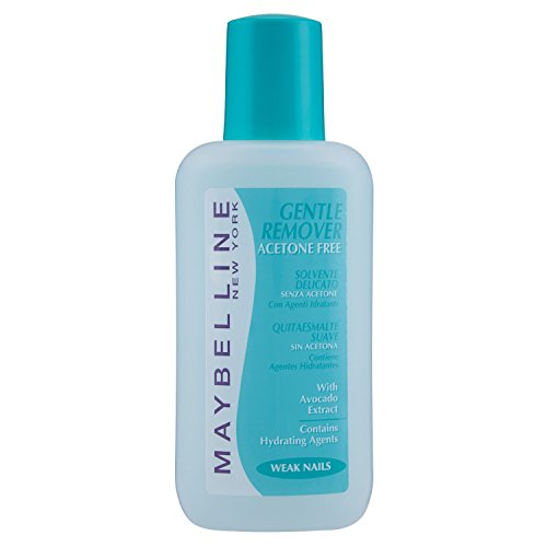 MAYBELLINE ACETONE GENTLE REMOVER 125 ML. -