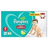 Pampers 81681812 pañal desechable Niño/niña 4 108 pieza(s) - Pañales desechables (Niño/niña, Pant diaper, 9 kg, 15 kg, Multicolor, 12 h)