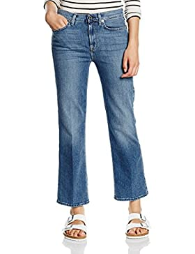 7 For All Mankind Damen Jeanshose Cropped Boot