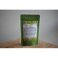 TEA SOUL Organisches Matcha Genmaicha aus Kagoshima - Bio Grüner Tee aus Japan mit Reis, 1er Pack (1 x 250 g)