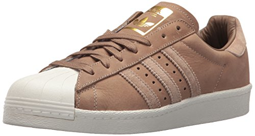 official photos 835c3 bc571 adidas Superstar BB2246, Sneakers, Braun - Weiß, Braun, Khaki (Clay Brown