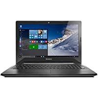 "Lenovo G50 Ordenador portátil de 15.6"" (Intel Core i3-4005U, 4 GB de RAM, 1 TB de disco duro, Windows 8.1 ) color negro - Teclado QWERTY Español"