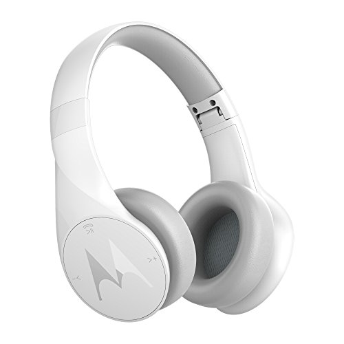 Motorola Wireless Bluetooth Headphone White (MT-SH012-WH)