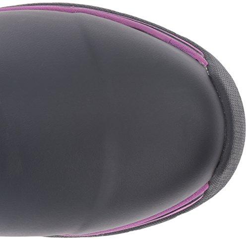 Ariat Fernlee Caoutchouc Chaussure de Travail Black-Purple