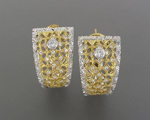 bardi-orecchini-in-stile-buccellati-in-oro-giallo-e-bianco-18k-con-diamante-centrale-e-brillanti