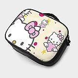 Hello Kitty Love Trousse da toilette Borsa cosmetica multifunzione Borsa da trucco portatile Borsa da viaggio