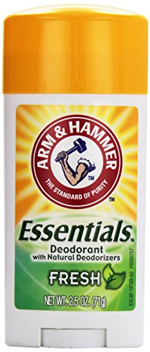 Arm & Hammer Essentials Natural Fresh Scent Deodorant, 2.5 oz by Arm & Hammer