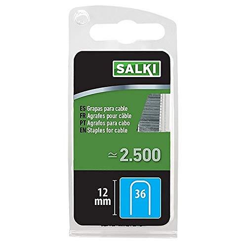 Salki 86803612 Grapa 36/12 mm Cable Baja Tensión