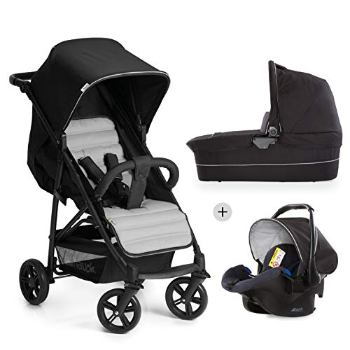 Hauck Rapid 4 Plus Trio Set - Carrito de bebe 3 in...
