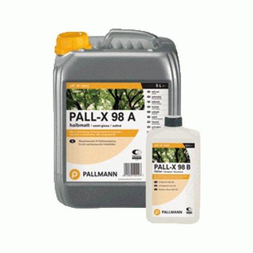 Pallmann Pall-X 98 A/B halbmatt 5,5 Liter