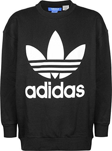 Adidas ADC F Crew, Herren Sweatshirt 2XL schwarz