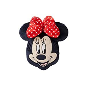 Minnie Mouse Head Shaped Cushion (IJ628IH)