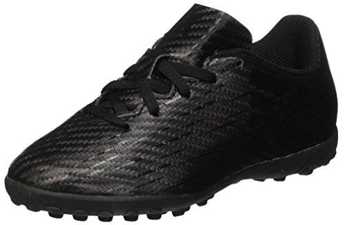 adidas X 16.4 Tf, Chaussures de Football Entrainement Garçon Noir (Core Black/Core Black/Dark Grey)