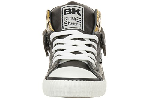British Knights ROCO BK women trainer Sneaker B34-3745-03 brown dunkelbraun