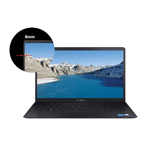 RDP ThinBook 1450-EC1 Intel 1.92GHz Quad Core/2GB RAM/32GB Storage (Additional HDD Slot)/8.5 Hours Backup/Windows 10/14.1\