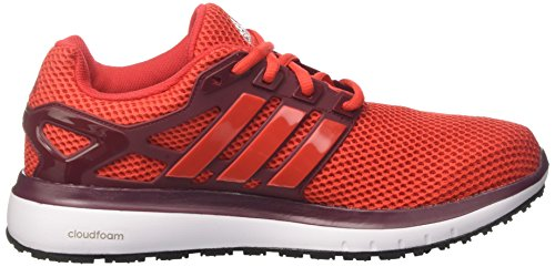 adidas Energy Cloud M, Scarpe Running Uomo Multicolore (Scarlet/Core Red S17/Core Red S17)
