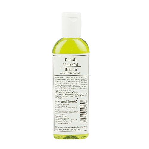 khadi-herbal-ayurvedique-brahmi-huile-pour-cheveux-210-ml