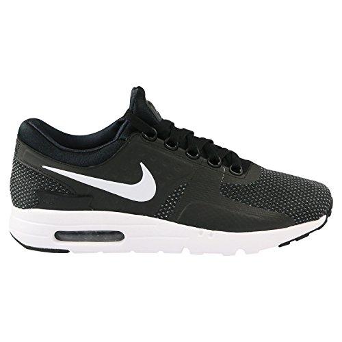 Zapatillas Nike Air Max Zero Essential, Schwarz (Black/white/dark Grey), 40
