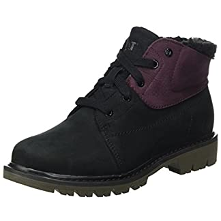 CAT Footwear Women's Fret Fur Wp Boots 10