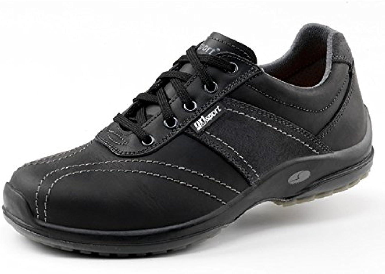 Grisport grs924 tendencia – 37 – Zapatos de seguridad, talla: 37, color negro (Pack de 2)