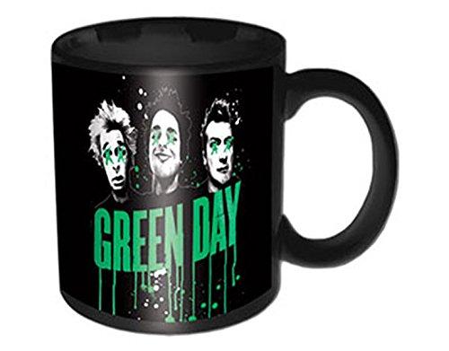 Green Day - Drips - Tazza Nuova - SPEDIZIONE GRATUITA