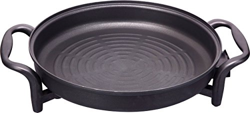41iNF5yFiaL - Jata PE539 Electric Paella Pan, 32 cm, 1500 W