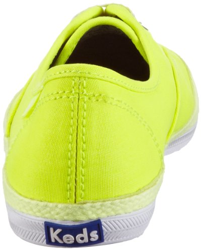 Keds Rookie Neon WF46418 Damen Sneaker Gelb (neon yellow normal)