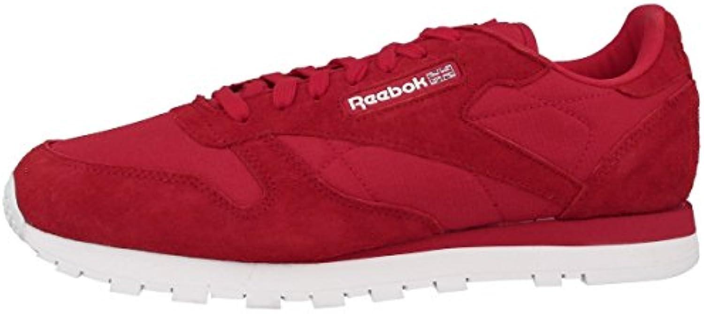 Reebok Herren Classic Leather Cordura Schuhe  Billig und erschwinglich Im Verkauf
