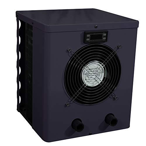 Pac First Mini 3 KW - Couleur Taupe - Pompe à Chaleur pour Piscines Hors Sol