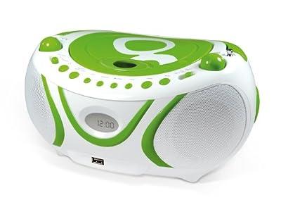 Metronic Gulli Radio/Lecteur CD / MP3 Portable pour Enfant avec Port USB par Metronic