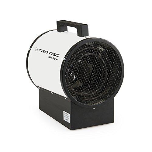 TROTEC TDS 20 M - Riscaldatore elettrico in ceramica, 3kW