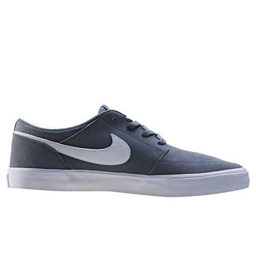 Nike SB Portmore II Solar, Chaussures de Skateboard Homme *