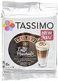 Tassimo Latte Macchiato Baileys, Kaffeespezialität Kapseln, 8 Getränke, 1 x 264 g