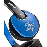 Groov-e Kidz, Kids Headphones, DJ Style, Blue from Groov-e