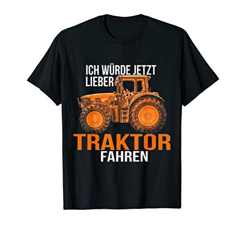 Ich Würde Jetzt Lieber Traktor Fahren