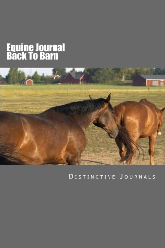 equine-journal-back-to-barn-notebook-diary-blank-book
