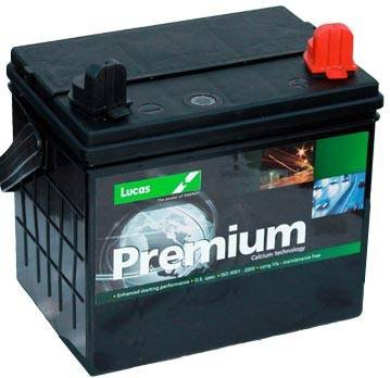 895Lucas Lawnmower batteria 12V 32Ah