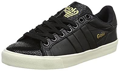 Womens Orchid Fracture Trainers, Black (Black), 3 UK 36 EU Gola