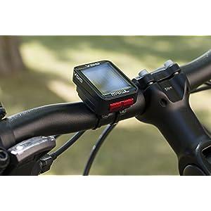 VDO Cyclecomputing M4.1 WL Wireless Bicycle Computer Negro - Ordenador para Bicicletas (1 año(s), 35 mm, 16 mm, 45 mm, 25 g)
