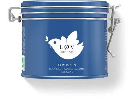Løv Organic - Løv is Zen Bio - Boite Métal 100 g