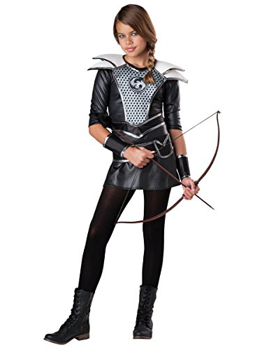 In Character Costumes Katniss Huntress Kostüm für Teenager