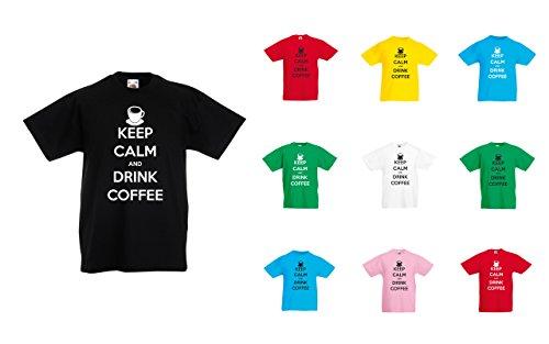 keep-calm-and-drink-coffee-enfants-t-shirt