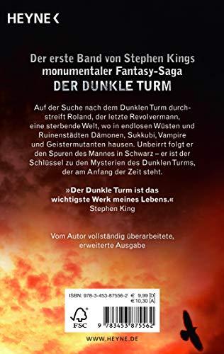 Schwarz: Roman: Der Dunkle Turm - 2